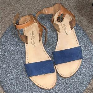 Niccolo Vacari Leather sandals US 7